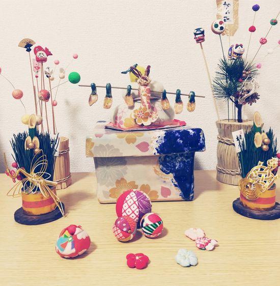 ジャパニーズ正月🎍 Happy New Year Indoors  Variation Large Group Of Objects Multi Colored No People Abundance Choice Collection Day Close-up