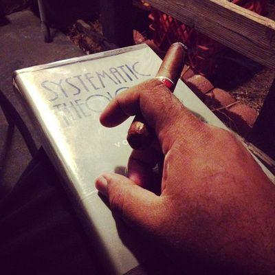 My Night Theology and Cigar Cigardaily Cigarworld Cigarculture Cigarsociety Granhabano
