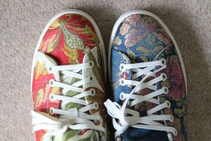 Work of Art Adidas ColorPalette Choice Close-up Colorful Composition Design Detail Directly Above High Angle View Human Body Part Indoors  Low Section One Person Order Overhead View Part Of Personal Perspective Perspective Pharrell Williams Shoe STAN SMITH Still Life Top Perspective Variation