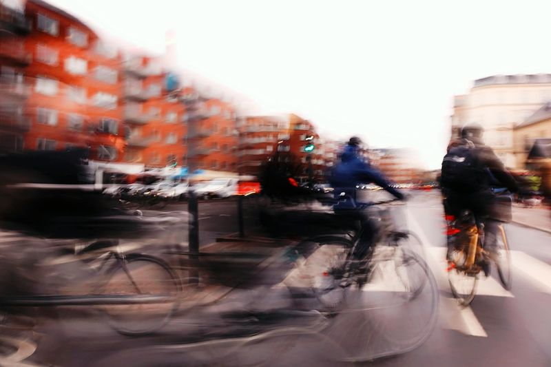 Photography In Motion Tourism Tourists Bycicling Bycicles Fast Motion Motion Blur Motion Long Exposure Shot Competition Upclose Street Photography Fresh On Eyeem  The Street Photographer - 2016 EyeEm Awards My Commute Need For Speed Fine Art Photography Hiden Gems Copenhagen Pivotal Ideas