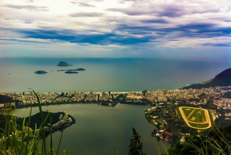 Rio de Janeiro #byandrearochael Sky Water Cloud - Sky Sea No People Mountain Scenics