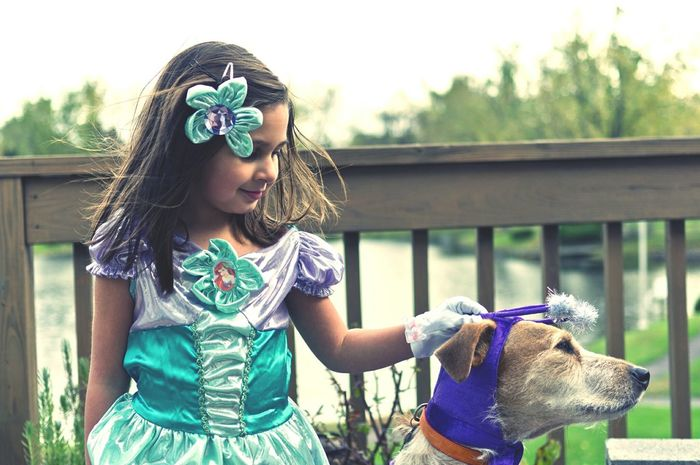 In costumes. Halloween Dogs And Their Owners Hartford Ct  Better Together Pets Corner