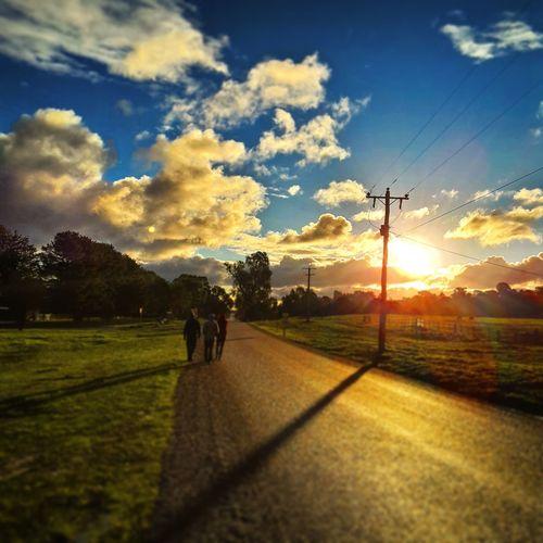 43 Golden Moments Sunsetbaby Sunset #sun #clouds #skylovers #sky #nature #beautifulinnature #naturalbeauty #photography #landscape