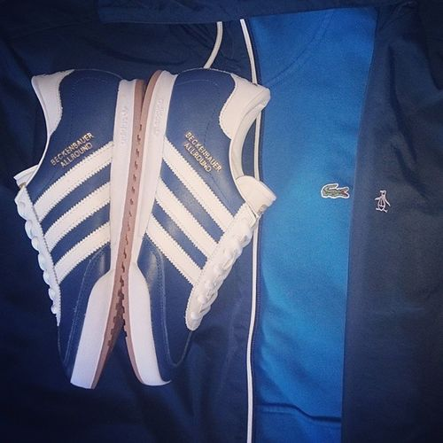 Matchday Todaystrainers Adidasramon085 Lacoste Theoriginalpenguin Playoffs Casualclientclothing Casual_clobber Adidastrefoil Adidasbeckenbauer Trefoilonmyfeet Adidicted Thethreestripes Thebrandwiththethreestripe