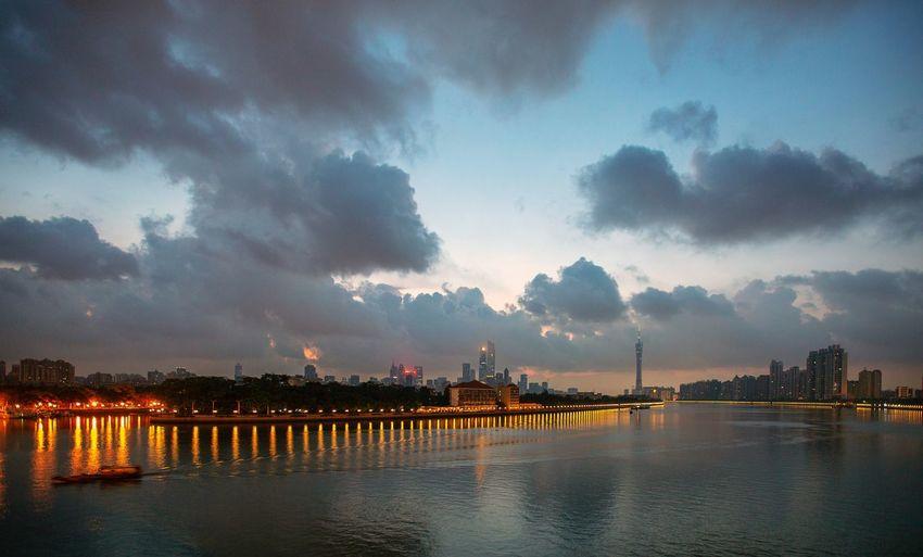 好心情(1) EyeEm Selects Water Sky Cloud - Sky Architecture Nature Night