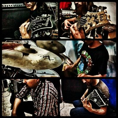 we are LETHAL CREATION! Alfredbass Lethalfan Lethalcreation Beardbassplayer ltdb206 ltd shecter zildjian metalmexico