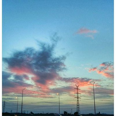 осенним вечером осень небо вечер вечерело закат sky sunset autumn dusk world_best thebest_sunset подороге myisrael instaisrael instaphoto instagram_israel insta_israel ig_sunsetshots instagram_israel_ israelsunsets