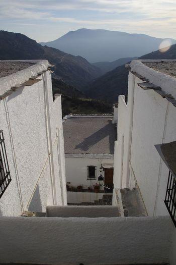 Mountain Alpujarra Granada Andalucia Spain EyeEm Selects Mountain Sky