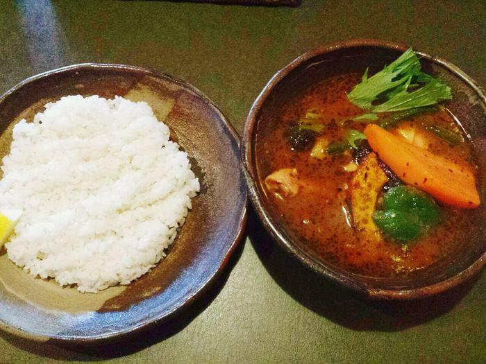 スープカレー 旨いっ!! 剛家 カレー Aira Kagoshima