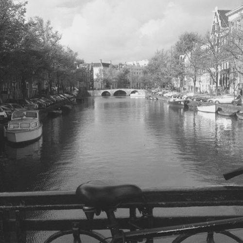 Amsterdam Blackandwhite
