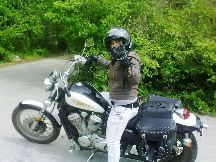 I love my life Motorcycle Freedom Travel