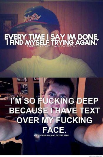 Hahaha, I'm dying.