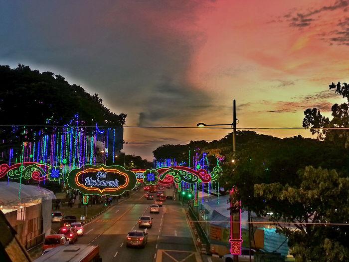 ☆☆Ramadan kareem☆☆2014 Eyeem Singapore City Lights Eyeem Sunset-sunrise