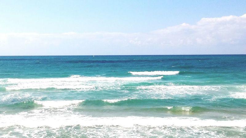 Palestine Jaffa Sea And Sky