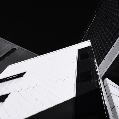 Lines Diagonals and Corners Blackandwhite Black And White Building Architecture Architectural Detail Architectureporn EyeEm Best Edits