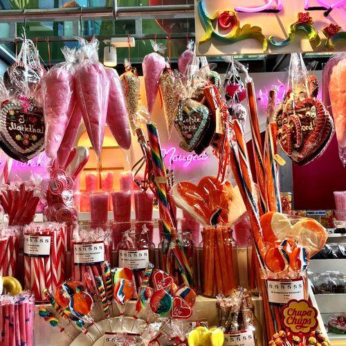 The Foodie - 2015 EyeEm Awards Snoep Candy Roze Suikerspin