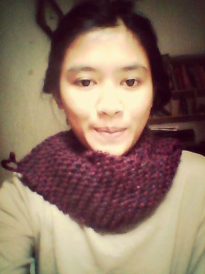 Knitting Knit ScrafHandmade Jogja
