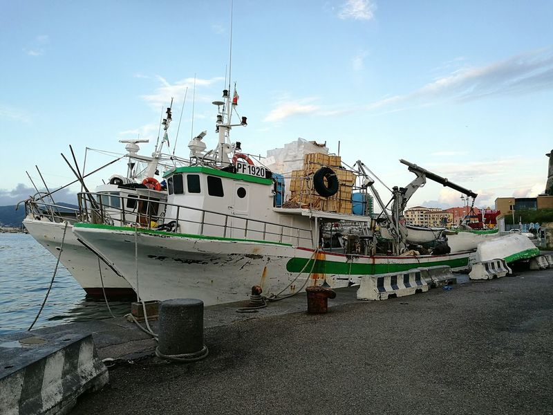 Nautical Vessel Travel Transportation Sea Harbor No People Industry Horizontal Day