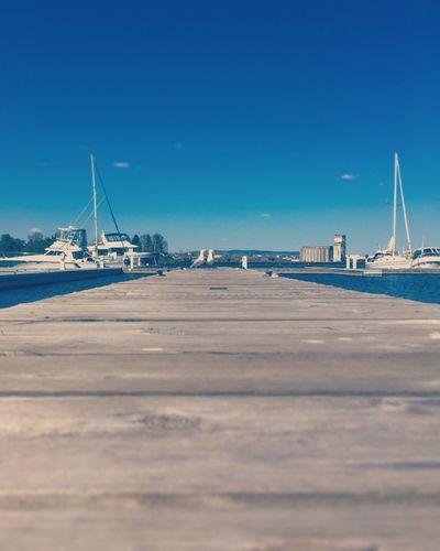 #eyeemoftheweek #EyeEm Best Shots #EyeEmNewHere EyeEm Selects Water Sea Transportation Sky Sailboat Nautical Vessel Mode Of Transportation Nature Day No People Sailing Land Mast Travel Clear Sky Ship Beach Outdoors Moored Yacht