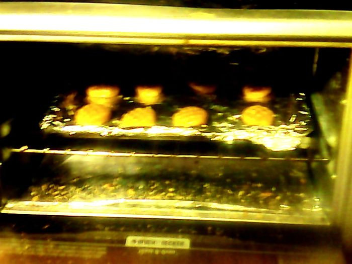 Livingthatmotellife Peanutbutter Cookies Toasteroven