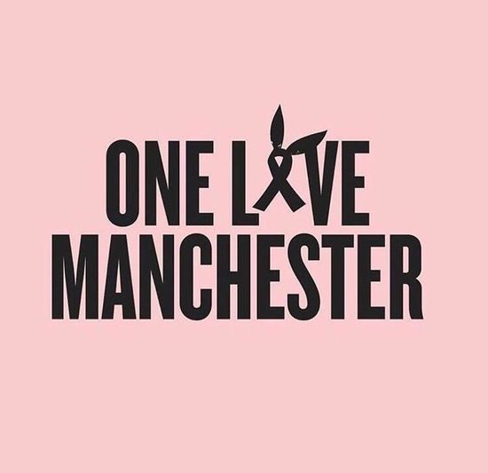 Text Studio Shot Only Women People Day I'm so proud to be British. No amount of terrorism will ever bring us down. We will always come back fighting strong and proving that music is mightier than the sword. WeAreManchester OneLoveManchester