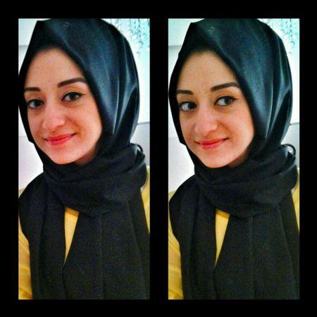 Black Hijabstyle  Kolaj