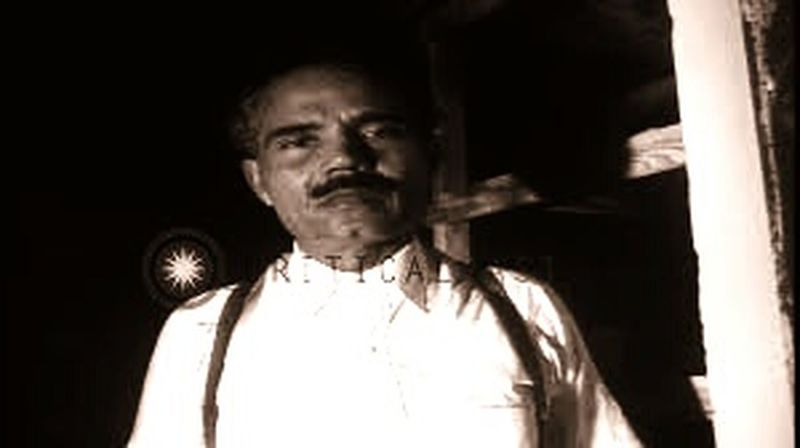 Don Pedro Albizu Compas El Maestro Puerto Rican Nationalist Freedom Fighter United States Killed Radiation Tortured Released Right Before He Died We Will Never Forget We Are FORCED Citizens
