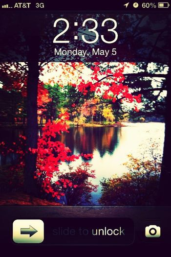 'My 5s locked screen' Water Reflections EyeEm IPhoneography Time To Reflect Iphone4 Iphoneonly IPhone Drimagez
