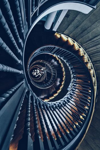 Hidden Gems  London Staircase Heal's Stairwell Check This Out LONDON❤ Uk Stairs_collection Stairs Zaghunting Pivotal Ideas A Bird's Eye View The Architect - 2017 EyeEm Awards