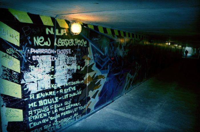 Underground in Dole Underground