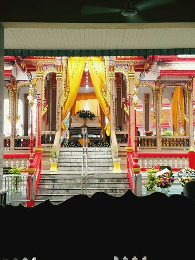 Temple Funeral Buddhist