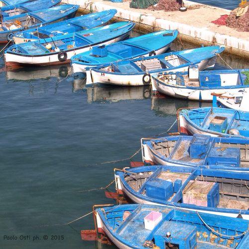 Il riposo delle barche Barche Pesca Riposo Boats Sea Mare Puglia Pescatori Fisherman