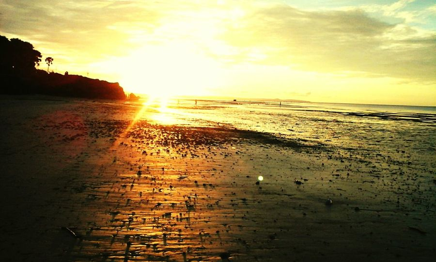 I love to be there ? Sunset Beach Memorise
