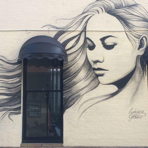 I see... Mural