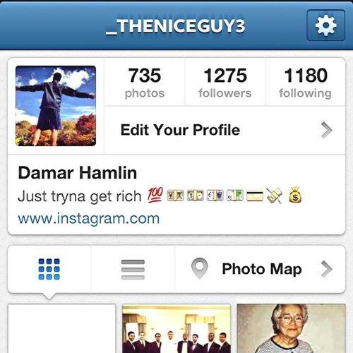 Follow my IG
