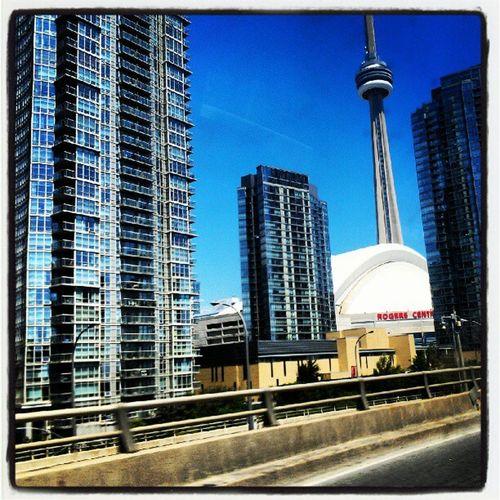 RogersCenter Condos Clearsky Toronto CNTower Canada Ontario 416 Ya Tu Sabes..