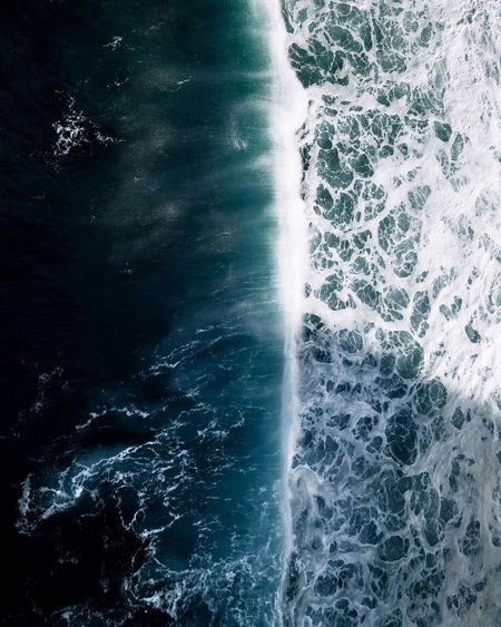 The Great Outdoors - 2018 EyeEm Awards Aquatic Sport Beauty In Nature Breaking Day Flowing Water Full Frame Long Exposure Motion Nature No People Outdoors Power Power In Nature Scenics - Nature Sea Sport Water Waterfront Wave