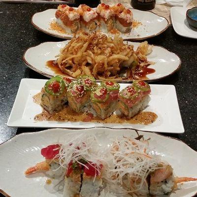 Sushi Datenight Foodporn Vegas