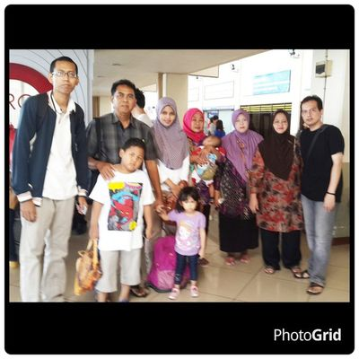See u soon all.. 😢 Bandara Airport Juanda Suroboyo surabaya family bigfamily fam lovely