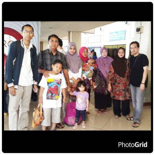 See u soon all.. 😢 Bandara Airport Juanda Suroboyo surabaya family bigfamily fam lovely