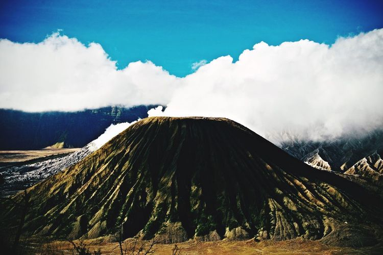 Travel Photography EyeEm Best Shots EyeEmBestPics Traveling Travel EyeEm Best Edits Eyeem Market Nature Photography Nature_collection Nature Naturelovers EyeEm Best Shots - Nature Java INDONESIA Volcanic  Volcanic Landscape Volcanoes Volcano Bromomountain Bromo Mountain Bromo Mountain Indonesia Bromo Sky And Clouds Travelphotography Travelling