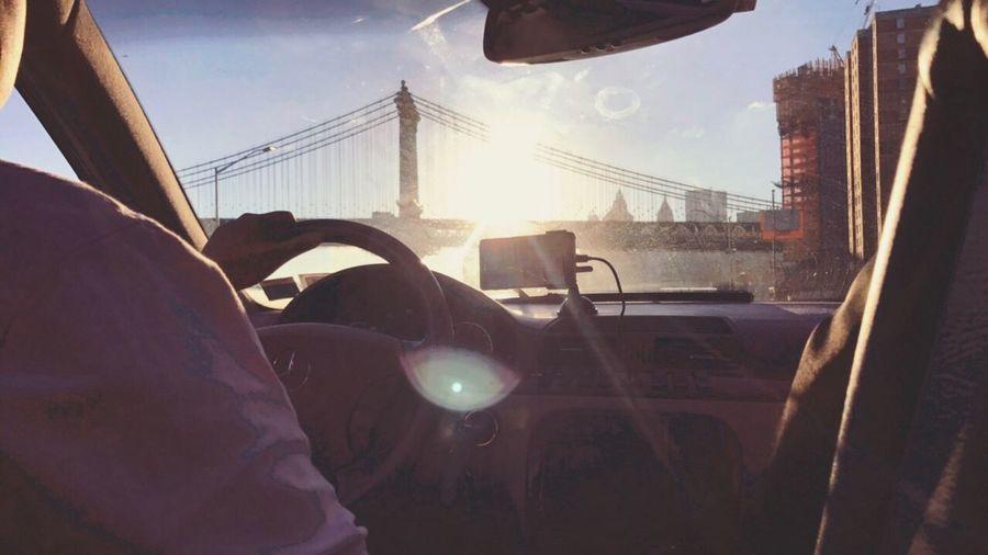 Car ride First Eyeem Photo