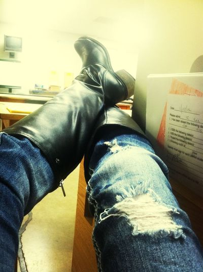Love my boots