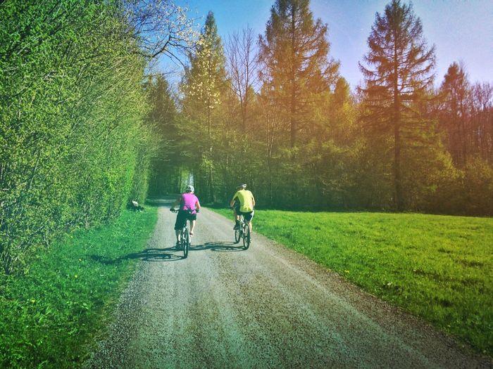 Biking Mexturesapp Streamzoofamily EyeEmSwiss Bikers Nature_collection
