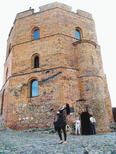Vilnius Gedimino Pilis Castle