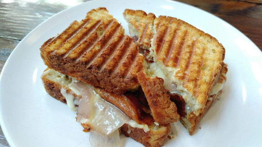 Brunch Grilled Cheese Toast Breads Meal Breakfast Lunch Dish Of The Day Crunch Yammy  Delicious Sliced Bread Homemade Healthy Eating Food Ready-to-eat Serving Size Sandwich