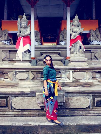 Here we go. Here I spend my time today :-) Taking Photos Hello World Hindu Temple Tirtaempul  Bali, Indonesia Check This Out Picoftheday Enjoying Life