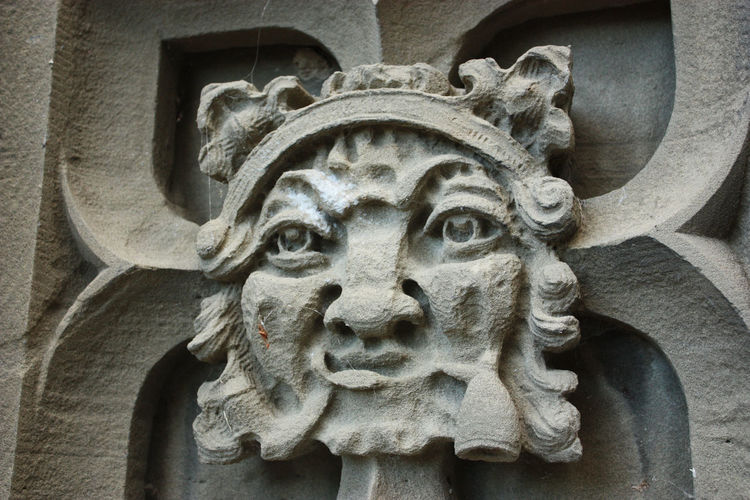 Architecture Close-up Day Lion - Feline No People Outdoors Sculpture Statue