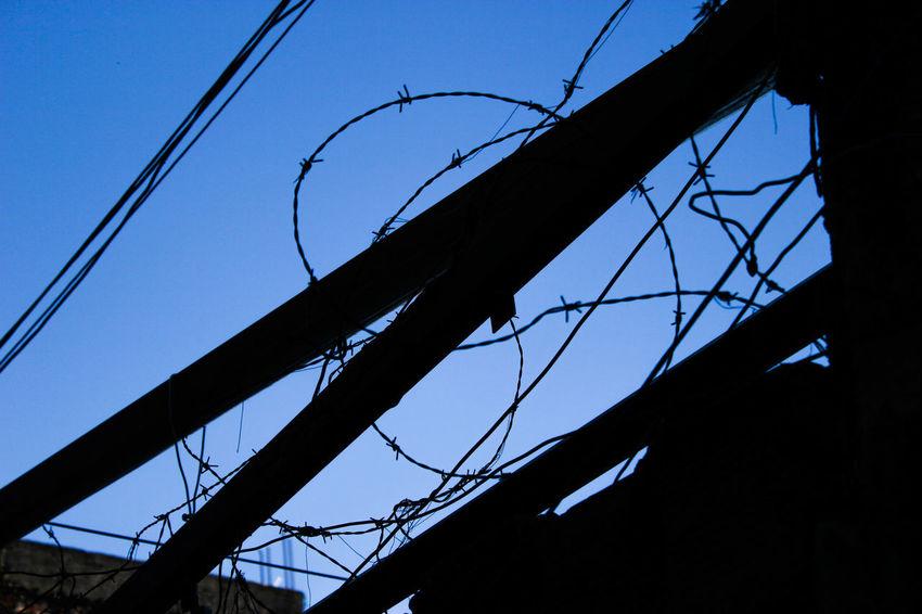 Morro do Cantagalo - Ipanema - Rio de Janeiro - Brasil Brasil ♥ Brazil Copacabana Favela Houses Favela Rocinha Morro Do Cantagalo Rio De Janeiro Brasil Day Favela Ipanema Landscape No People Paisagem