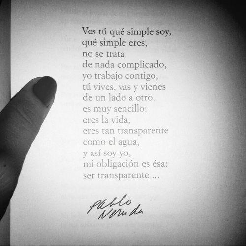 Letras Nuevo Libro Poemas Pablo Neruda